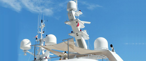 Marine Communication Systems, Equipment Supply - Britannia Marine