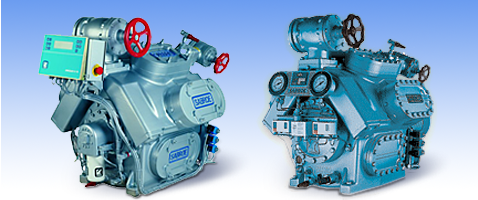 Bock Marine Air Conditioning and Refrigeration Spare Parts