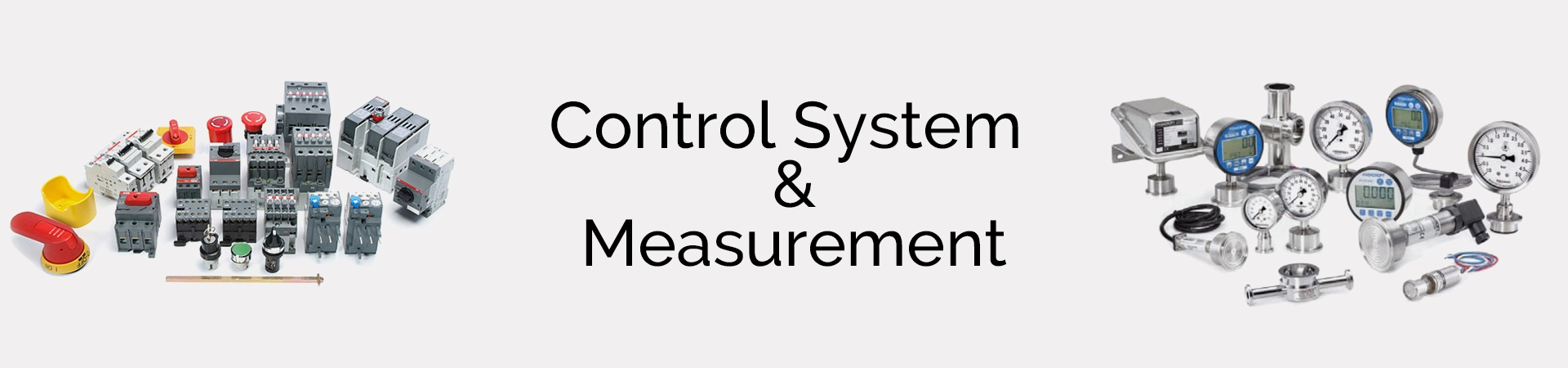 Control system & measurement